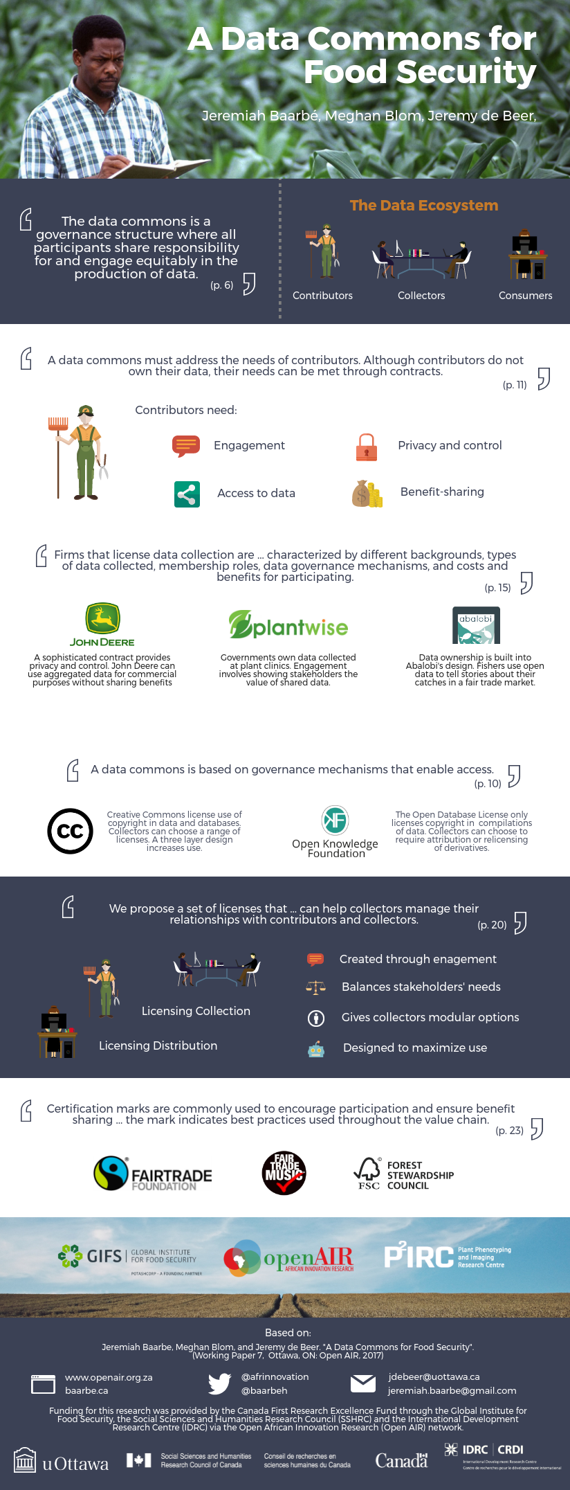 A Data Commons Infographic